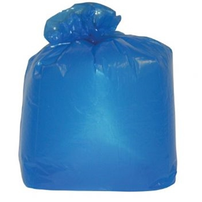 Picture of HEAVY DUTY BLUE SACKS 18x29x39  [200]